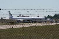 N921R @ YIP - Murray DC-8-63F