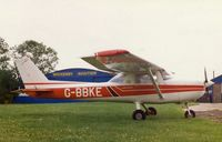 G-BBKE @ EGNW - Registered Owner: Wickenby Aviation Ltd - by Clive Glaister