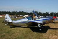 N3378K @ KAWO - Arlington fly in