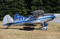 N8121B @ KAWO - Arlington fly in