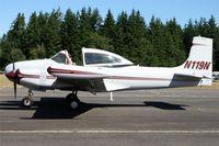 N119N @ KAWO - Arlington fly in