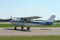 C-GJKX @ KOSH - Cessna 172 - by Mark Pasqualino