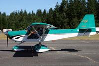 N78KA @ KAWO - Arlington fly in