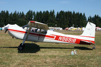 N9691B @ KAWO - Arlington fly in