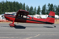 N9161C @ KAWO - Arlington fly in