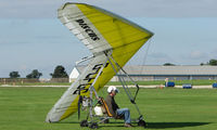 G-CFGC @ EGBK - Microlight based at Sywell