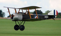G-BZND @ EGBK - Visitor to Sywell on 2008 Ragwing Fly-in day