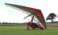 G-MYVC - Noted at Roddidge Microlight Centre