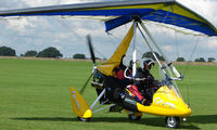 G-CFLM @ EGBK - Visitor to Sywell on 2008 Ragwing Fly-in day
