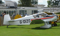 G-DIZO @ EGBK - Visitor to Sywell on 2008 Ragwing Fly-in day