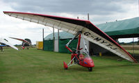 G-MYTJ - Noted at Roddidge Microlight Centre