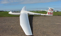 G-CJUB - Competitor in the Midland Regional Gliding Championship at Husband's Bosworth