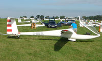 G-BNXL - Competitor in the Midland Regional Gliding Championship at Husband's Bosworth