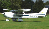 G-ZACE @ EGBK - Visitor to Sywell on 2008 Ragwing Fly-in day