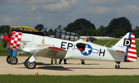 G-ELMH @ EGBK - 1942 Havard - Visitor to Sywell on 2008 Ragwing Fly-in day