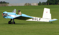 G-BGLF @ EGBK - Visitor to Sywell on 2008 Ragwing Fly-in day