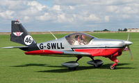 G-SWLL @ EGBK - Resident displaying at Sywell on 2008 Ragwing Fly-in day