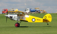 G-BWWN @ EGBK - Visitor to Sywell on 2008 Ragwing Fly-in day