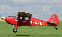 G-ARNK @ EGBK - Visitor to Sywell on 2008 Ragwing Fly-in day