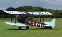 G-EMSY @ EGBK - 1940 Morris Moters DH82A Tiger Moth - Visitor to Sywell on 2008 Ragwing Fly-in day