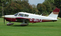 G-BUTZ @ EGBK - Visitor to Sywell on 2008 Ragwing Fly-in day