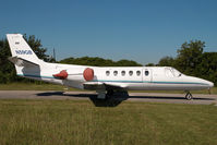 N59GB @ LOAN - Cessna 550 Citation 2