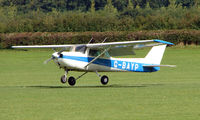 G-BAYP @ EGBK - Visitor to Sywell on 2008 Ragwing Fly-in day