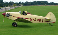 G-APRT @ EGBK - Visitor to Sywell on 2008 Ragwing Fly-in day