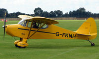 G-FKNH @ EGBK - Visitor to Sywell on 2008 Ragwing Fly-in day