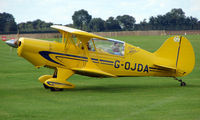 G-OJDA @ EGBK - Visitor to Sywell on 2008 Ragwing Fly-in day
