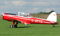 G-APYG @ EGBK - Visitor to Sywell on 2008 Ragwing Fly-in day
