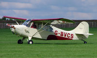 G-BVCS @ EGBK - Visitor to Sywell on 2008 Ragwing Fly-in day