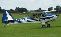 G-ARLG @ EGBK - Visitor to Sywell on 2008 Ragwing Fly-in day