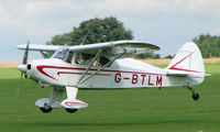G-BTLM @ EGBK - Visitor to Sywell on 2008 Ragwing Fly-in day