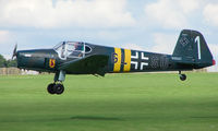G-GLSU @ EGBK - Visitor to Sywell on 2008 Ragwing Fly-in day