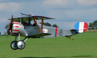 G-BWMJ @ EGBK - Visitor to Sywell on 2008 Ragwing Fly-in day