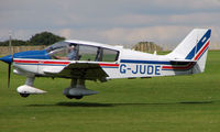 G-JUDE @ EGBK - Visitor to Sywell on 2008 Ragwing Fly-in day