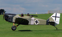 G-BNPV @ EGBK - Visitor to Sywell on 2008 Ragwing Fly-in day
