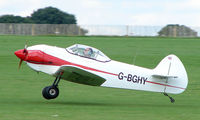 G-BGHY @ EGBK - Visitor to Sywell on 2008 Ragwing Fly-in day