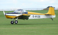 G-AYZS @ EGBK - Visitor to Sywell on 2008 Ragwing Fly-in day