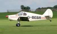 G-BEBR @ EGBK - Visitor to Sywell on 2008 Ragwing Fly-in day