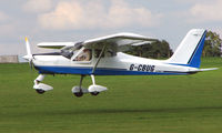 G-CBUG @ EGBK - Visitor to Sywell on 2008 Ragwing Fly-in day