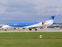 G-RJXN @ EGCC - BMI Regional - by chris hall