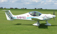 G-BYEZ @ EGBK - Visitor to Sywell on 2008 Ragwing Fly-in day