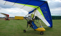 G-MWZZ - Noted at Roddidge Microlight Centre