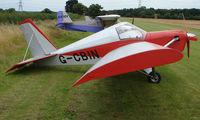 G-CBIN - Steade de Team Minimax 91 at 2008 Sittles Farm Fly-in