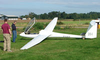 G-LSIV - Competitor in the Midland Regional Gliding Championship at Husband's Bosworth