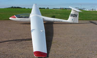 G-CHOV - Competitor in the Midland Regional Gliding Championship at Husband's Bosworth