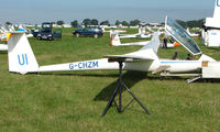 G-CHZM - Competitor in the Midland Regional Gliding Championship at Husband's Bosworth
