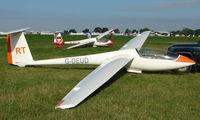 G-DEUD - Competitor in the Midland Regional Gliding Championship at Husband's Bosworth